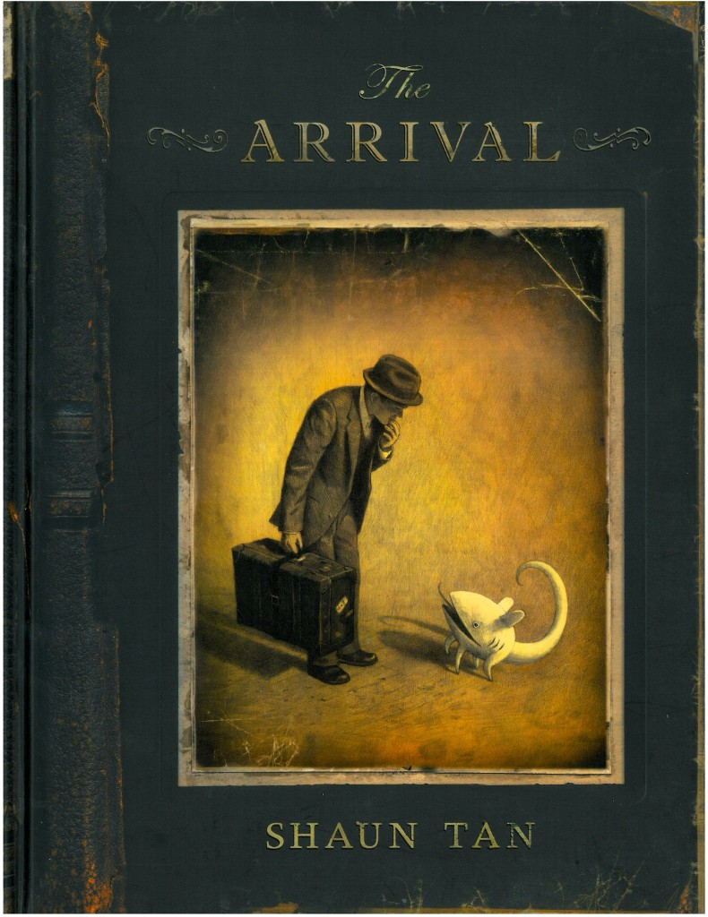 The Arrival_cover