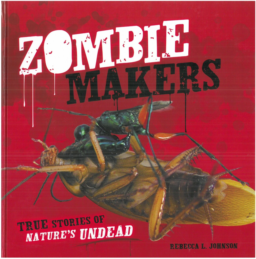 Zombie Makers cover
